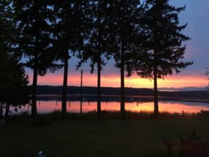 Fanny Bay Sunrise