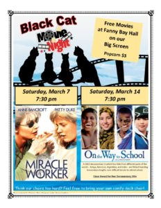 Black Cat Movie - On The Way To School - Mar 14 7:30 pm