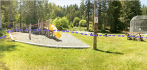 Fanny Bay Playground Replacement Project